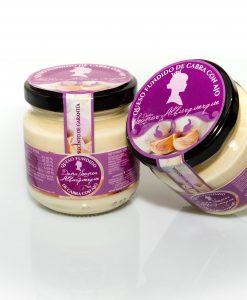 Crema de queso fundido con ajo